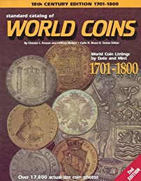 Standard Catalog of World Coins: 18th Century, 1701-1800 (2nd Edition)