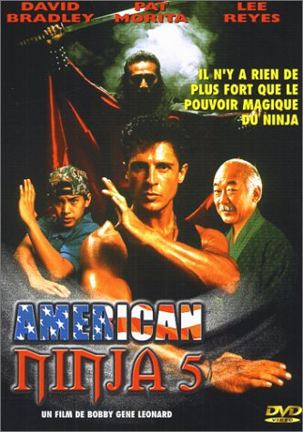 American Ninja 5 [Francia] [DVD]: Amazon.es: David Bradley ...