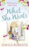 What She Wants (Life in Icicle Falls, Book 3)