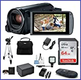 Best Bundle With HDs - Canon VIXIA HF R800 Full HD Camcorder Ultimate Review