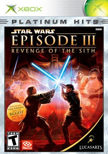 Star Wars Episode 3 Revenge Of The Sith Game Amazon Co Uk Pc Video Games
