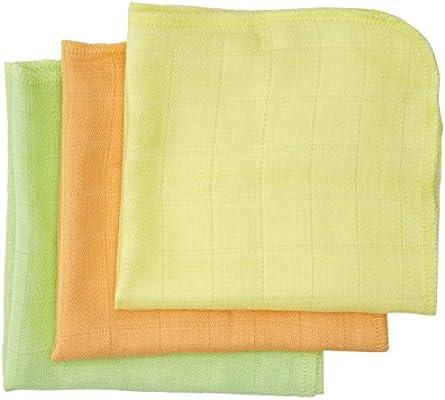 Muselina Bambu Mixta 30x30 -9unid: Amazon.es: Bebé