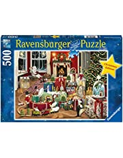 Ravensburger puzzel Kersttijd - Legpuzzel - 500 stukjes