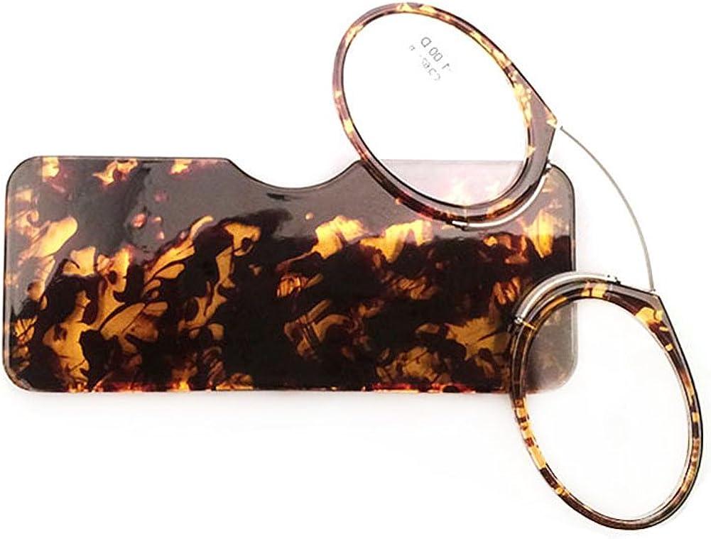 1.50 Deylaying Pince Nez Lunettes de lecture Mini lunettes de lecture 3.50 Lunettes de lecture pour hommes et femmes avec /étui 3.00 2.00 2.50 1.00