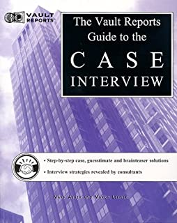 Forbes Insights Vault guide to case interview