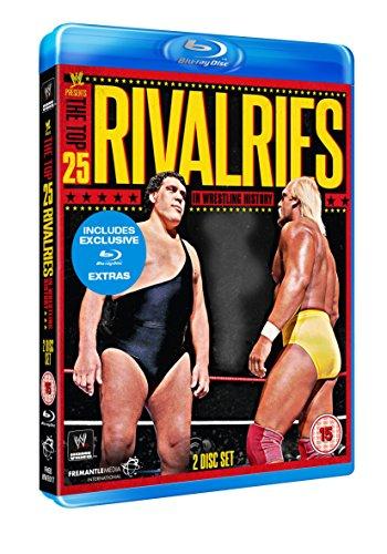 Wwe-Top 25 Rivalries