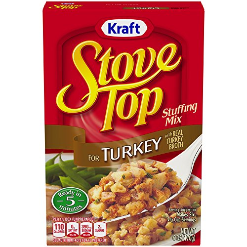Stove Top Stuffing Turkey Ounce
