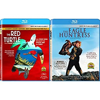 Amazon Com The Red Turtle The Eagle Huntress Movies Tv