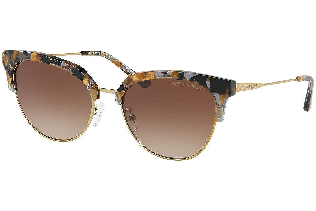 Amazon.com: Michael Kors MK1033 Savannah - Gafas de sol, oro ...