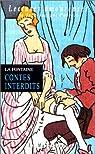 Contes interdits par La Fontaine