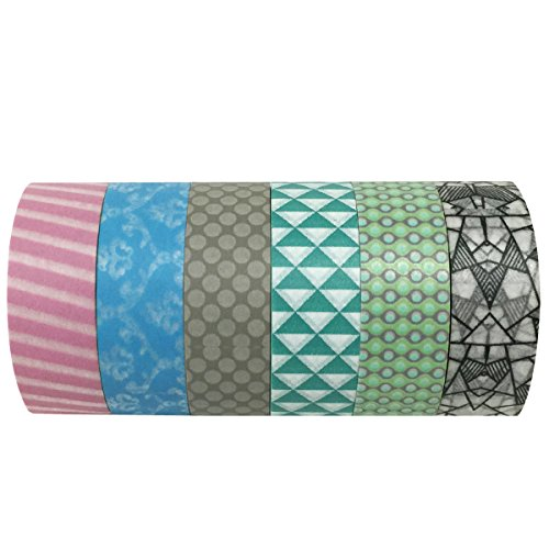 Allydrew Washi Masking Tape Collection,