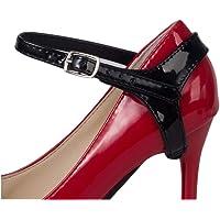 Yichain Detachable Shoe Straps Belt Laces Band for Heels Shoes Pumps