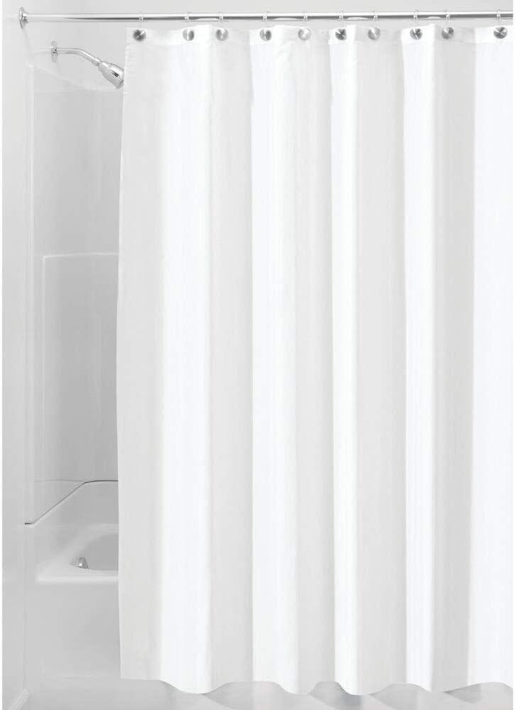 InterDesign 14688EU Tenda Doccia Anti-Muffa Idrorepellente 180x100x0.25 cm Beige