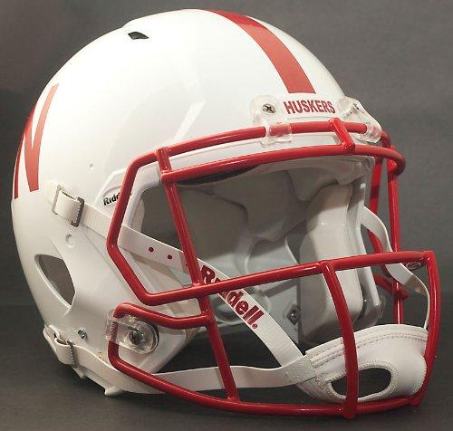 Collegiate Authentic Football Helmet - 5