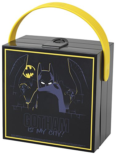 LEGO Batman Lunchbox Handle Black