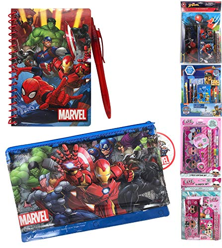Which are the best stationary set marvel available in 2020?