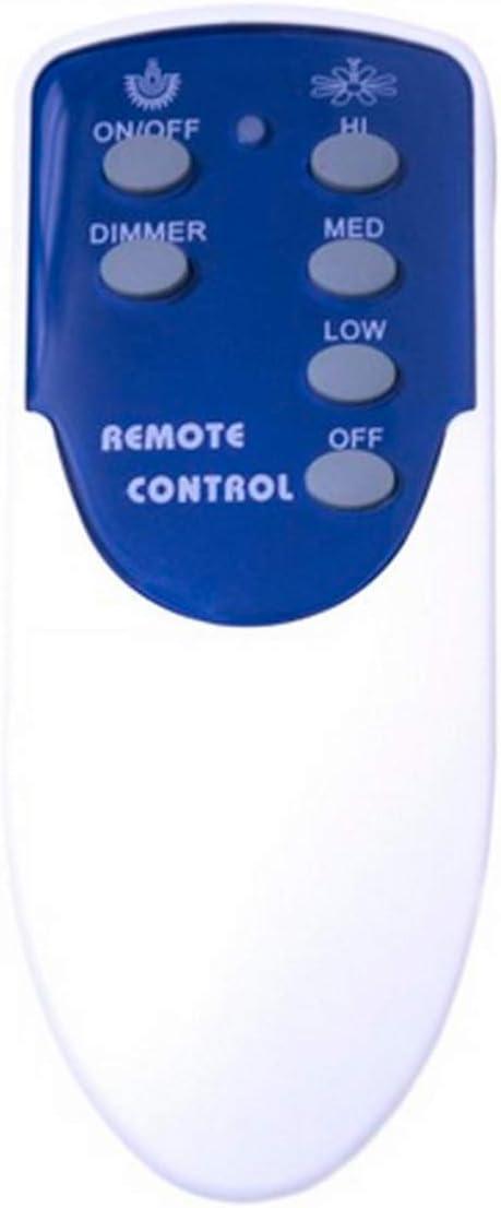 AireRyder Mando a Distancia 7033RR para Ventiladores de Techo ...