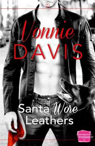 Santa Wore Leathers: The sexiest firefighter Christmas romance of the year! (Wild Heat, Book 1) ()