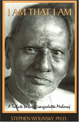 I Am That I Am: A Tribute to Sri Nisargadatta Maharaj por Stephen Wolinsky