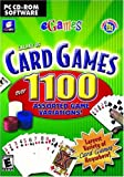 Galaxy of Card Games 1100 (PC CD)