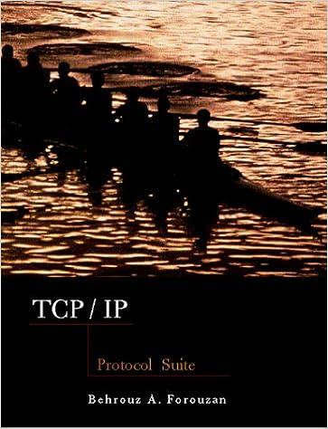 Protocol Suite Tcp//Ip