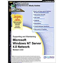 CramSessions Supporting and Maintaining a Microsoft Windows NT Server 4.0 Network : Certification Study Guide