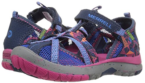 8ca119d193f Merrell Hydro Monarch Water Sandal (Toddler/Little Kid/Big Kid), Navy
