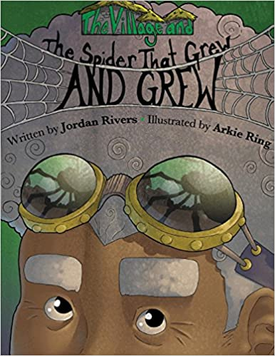 Book The Village and The Spider That Grew and Grew: Volume 1