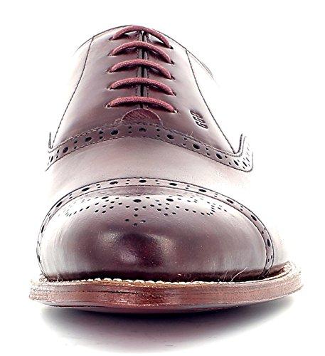 Gordon & Bros fabien 4561 L, Stivali Chukka Uomo Bordeaux