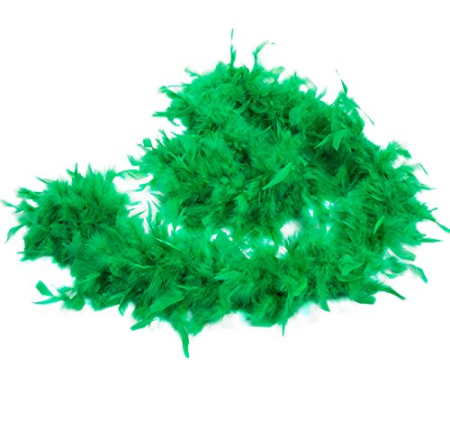 Feather Boa - Marabou Feather Boa - Flapper Accessories - Diva Dress Up - By Funny Party Hats]()