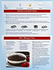 Pillsbury Moist Supreme Sugar Free Devils Food Cake Mix 16 Ounces from Pillsbury