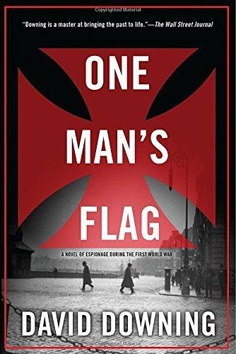 One Man's Flag (A Jack McColl Novel) by David Downing - Mens Shopping Soho