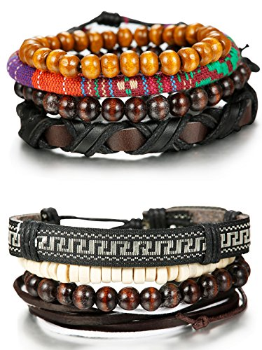 Bead Link Bracelet - 7