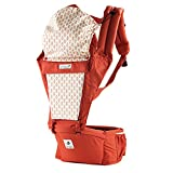 SINNAYEO - Orga Carrot Organic Cotton Baby Hip Seat Carrier
