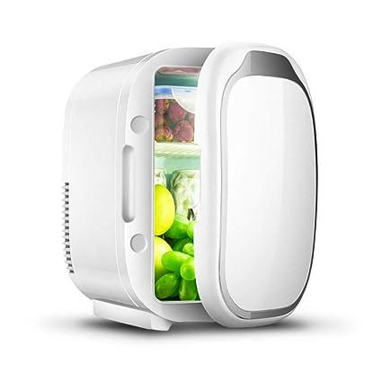 Amazon.es: HOPQ Mini refrigerador más Caliente 6L Mini ...