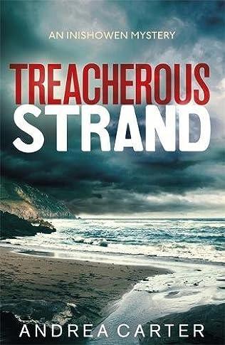 book cover of Treacherous Strand