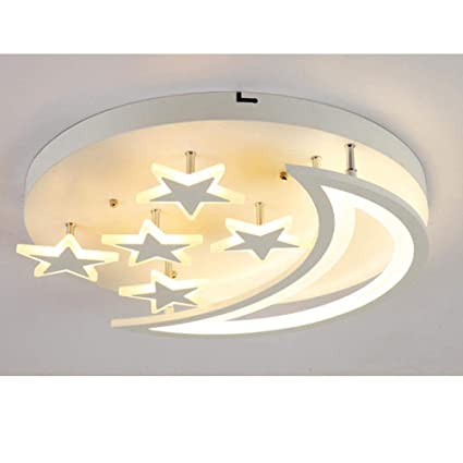 LLYU Lámpara de techo LED moderna Lámpara de diseño creativo ...