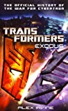 Transformers: Exodus: The Official History of the