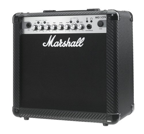 Marshall MG15CFX MG Series 15-Watt Guitar Combo Amp