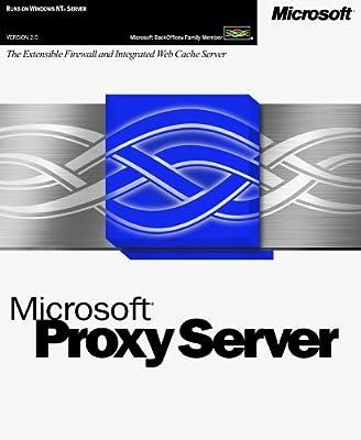 Microsoft Proxy Server 2.0 (Old Version)