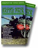 Military Armor Battle Pack: Firepower Video Series (10 Video Set) [VHS]