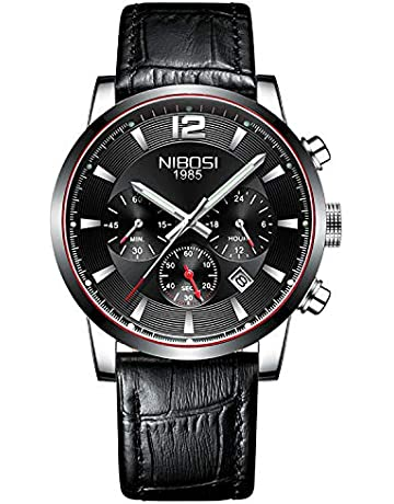 Smiler+ Men Watches Leather Analog Quartz Watch Fashion Casual Men Date  Luxury Business Dress Wrist Watch e8be46c682