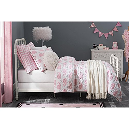 Dhp jenny lind metal twin bed in white best deals toys Best deal on twin mattress