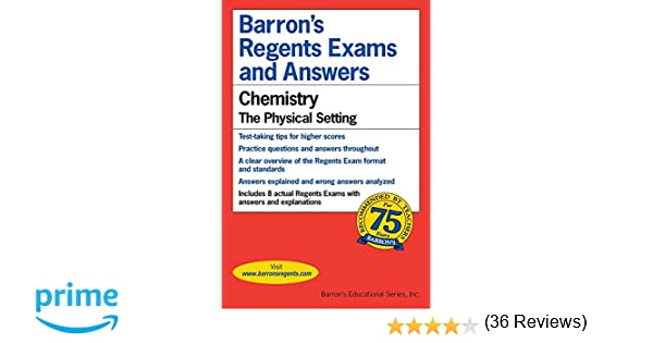 Barronss regents exams and answers chemistry the physical barronss regents exams and answers chemistry the physical setting albert s tarendash 0027011031632 amazon books fandeluxe Choice Image