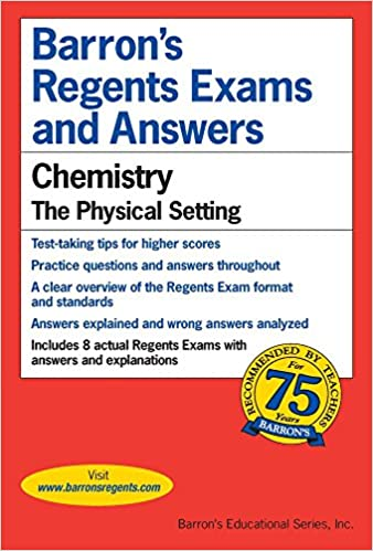 Barronss regents exams and answers chemistry the physical barronss regents exams and answers chemistry the physical setting unabridged edition fandeluxe Gallery