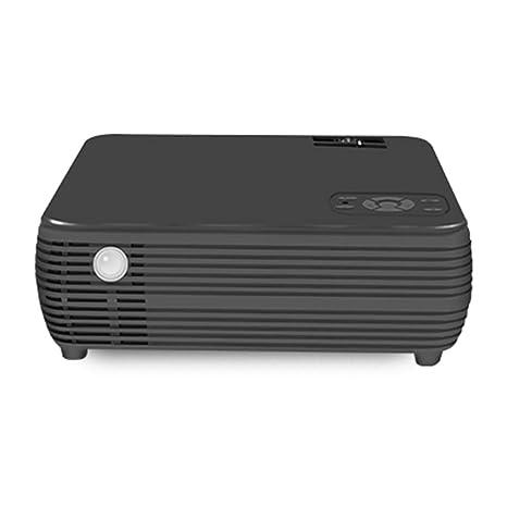 Godyluck X5 Mini proyector LCD 1080P 100