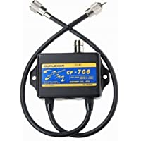 Comet CF-706 Duplexer For Transceivers - HF-VHF/UHF