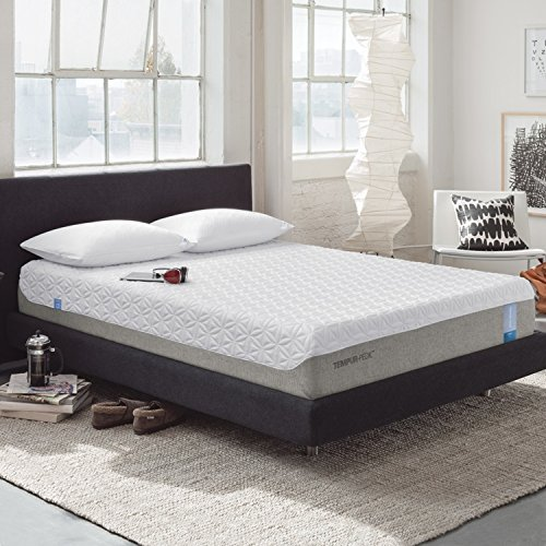 TEMPUR‐Cloud Supreme Soft Mattress, Queen