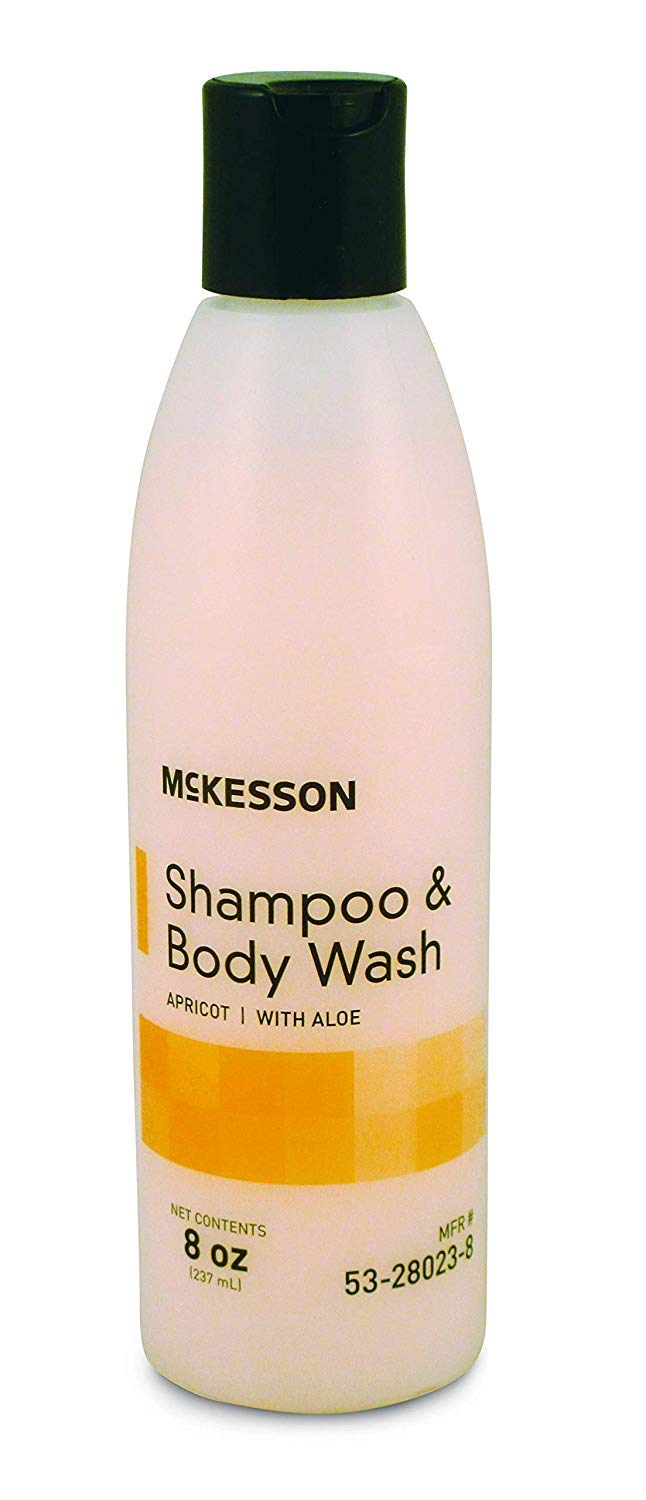 McKesson Brand McKesson Shampoo and Body Wash - 53-28023-8CS - 8 oz, 48 Each/Case by McKesson