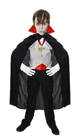 Henbrandt Dracula Vampir Kostüm Für Kinder Halloween Kostüm